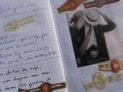Gourmandises (conservées dans dernier carnet)