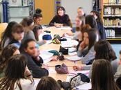 Myriam Saligari rencontre lycéens