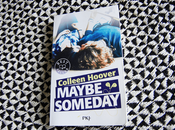 Chronique Maybe Someday Colleen Hoover