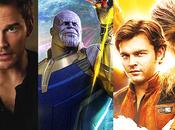 Solo Star Wars Story, Avengers Infinity War, Jurassic World 2... trailers Super Bowl 2018