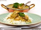 Curry d'Agneau Noix Cajou.