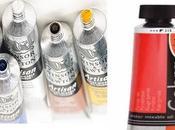 peinture l'huile soluble dans l'eau