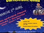 Rando moto, quad Cartelègue Quad (33), avril 2018