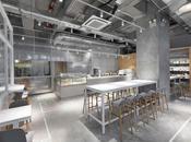 Direction Hong-Kong découverte Café Noc, lieux industriel néanmoins chaleureux