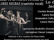 Flores Negras fait l'ouverture saison chez l'affiche]