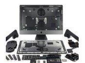 iMac iFixit démonté dernier ordinateur bureau d'Apple