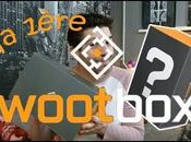1ERE WOOTBOX GEEK moins (CODE PROMO WOOTBOX)