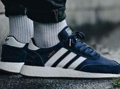 petit zoom Adidas Iniki I-5923 Navy Blue