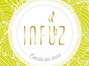 nouvelle collection thés chez INFUZ