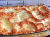 Lasagnes légères sauce potimarron jambon ricotta