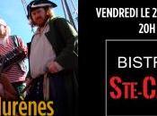Murènes, chants marins flibustes