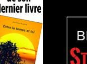 Lancement livre Jean-Simon Brisebois: Entre temps