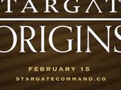 série Stargate Origins sortie