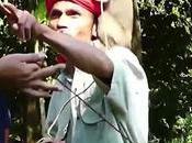 Thaïlande, centaines singes pour sauver temple (vidéo)