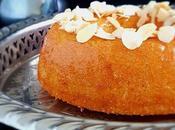 Gâteau semoule marocaine
