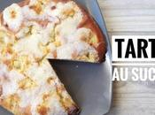 tarte sucre thermomix