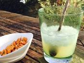 Mojito gingembre citronnelle Thaïjito