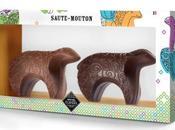 Chocolats Pâques Saute mouton, œufs sardines subliment papilles pupilles