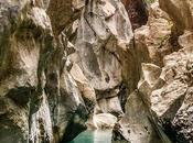 Tout l'été pour découvrir plus grand canyon d'Europe