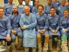 cours d'arthroscopie d'arthroplastie Utrecht, Pays-Bas, juillet 2018