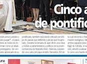 Prensa fête cinq François Rome [Actu]