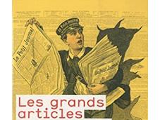 L'histoire journalisme, quelques articles (1789 2001)