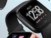 Fitbit dévoile nouvelle montre Versa.