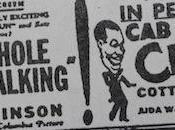 March 1935: come Paradise Calloway!