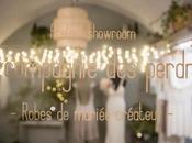 Inauguration nouvel atelier/showroom robes mariée créateur Montpellier