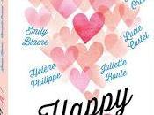 avis Tombée pour d'Emily Blaine nouvelle recueil Happy