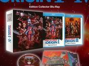 coffret Blu-ray pour l'animé Mobile Suit Gundam: Origin chez Anime