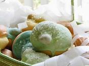 Recette biscuits Pâques italiens, biscotto Pasqua forme noeuds-rubans (Italie)