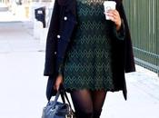 petite robe verte