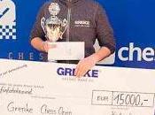 ans, joueur d'échecs remporte Grenke Open