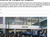 #Strasbourg, #LREM, #identitaires #UNI pour casser gauchiste