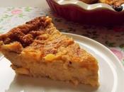 Gâteau moelleux Rhubarbe Coings