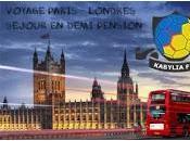 Voyage Paris-Londres Tout-inclus pour supporter l'équipe nationale kabyle football
