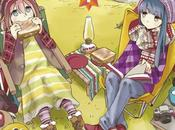 "manga grand air"" (Yuru Camp) annoncé chez nobi"
