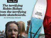 ans, lyonnais Robin Bolian devient pour Antiz Skateboards