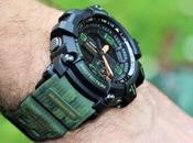 Montres camouflage militaire