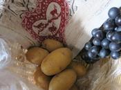 Pomme terre: cuite, fameuse, crue toxique