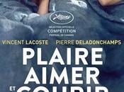 PLAIRE, AIMER COURIR VITE Christophe Honoré avec Pierre Deladonchamps, Vincent Lacoste Denis Podalydès