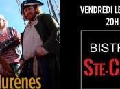 Murènes, chants flibustes pirates