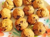 Boulettes chocolat raisins (Vegan)