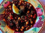 Soupe repas genre tajine