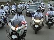 Opération spéciale moto