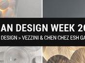 Milan Design Week 2018 Vezzini Chen chez Gallery