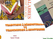 Traditions déconstruire Transmission reconstruire