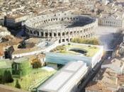Nîmes, nouveau Musée Romanité parcourt siècles d'Histoire grâce dispositifs innovants médiation