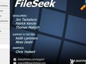 FileSeek recherche rapide contenu fichiers